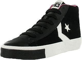 Converse Attache Hi Women's Sneakers (9, Black/Pink/White)