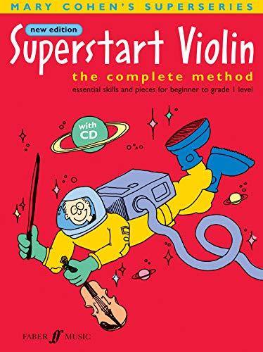 Superstart Violin: The Complete Method, Book & CD (Faber Edition: Superstart)
