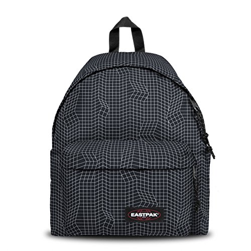 Eastpak Padded Pak'R Zaino Casual, 24 Litri, Nero (Black Dance)
