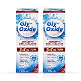 Gly-Oxide Liquid Antiseptic Oral Cleanser 2 fl oz (Pack of 2)