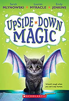 Paperback Upside-Down Magic Book