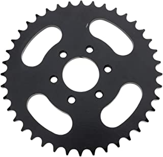 40 Tooth 37Mm Rear Sprocket Mini Moto Atv Quad Dirt Pit Pocket Bike Cross 110Cc 125Cc 140Cc 250Cc Parts Fit 428 Chain
