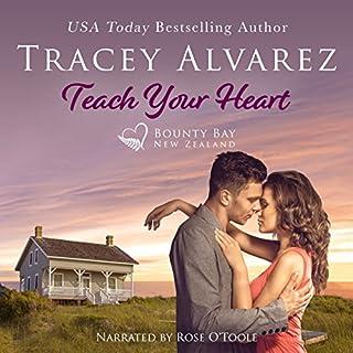 Teach Your Heart audiobook cover art