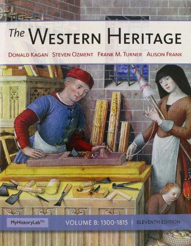 Western Heritage, The: Volume B