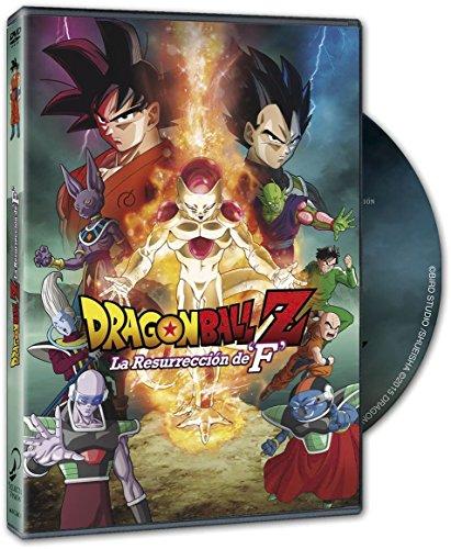 Dragon Ball Z La Resurrection de F [DVD]