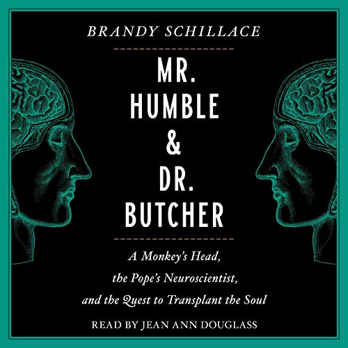 Mr. Humble and Dr. Butcher Audiobook By Brandy Schillace cover art