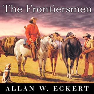 The Frontiersmen audiobook cover art