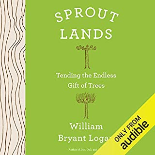 Sprout Lands audiobook cover art