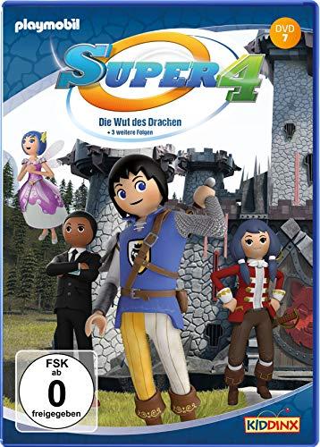 Super 4 - DVD 7: Die Wut des Drachen