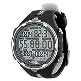 SEAC Sub 8002908434927 Ordenadores de natación, Unisex-Adult, Blanco Y Negro, Estándar
