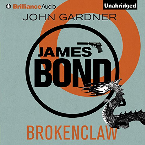 Brokenclaw audiobook cover art