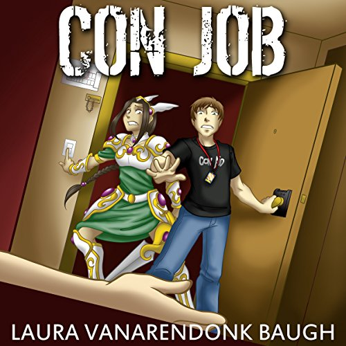Con Job audiobook cover art