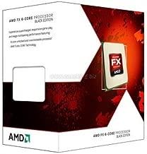 AMD FX-6350 FD6350FRHKBOX 3.9 GHz 6-Core Black Edition Desktop Processor