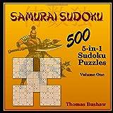 Samurai Sudoku: 500 5-in-1 Sudoku Puzzles