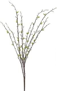 Vickerman FQ170601 Gray Pussy Willow Floral Stem