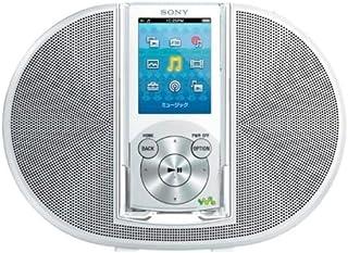 SONY ウォークマン Sシリーズ スピーカー付 [メモリータイプ] 16GB ホワイト NW-S645K/W