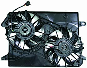 Depo 333-55006-000 Dual Fan Assembly