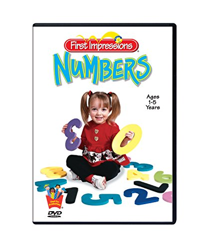 Baby's First Impressions: Numbers DVD