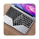 Protection de clavier en silicone pour Huawei MateBook 13 14 X Pro 16.1 - Film protecteur de clavier...
