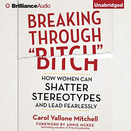 "Breaking Through ""Bitch"" cover art"