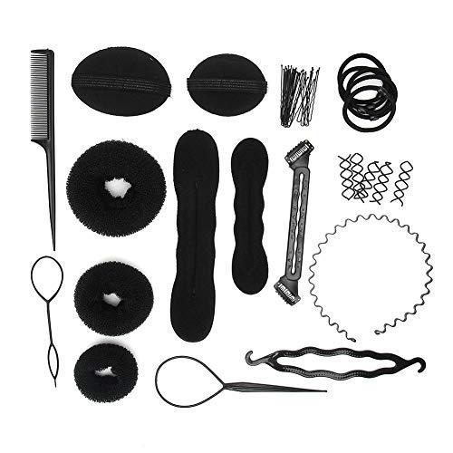 Longzhou Cheveux Tressage Outils De Coiffure Cheveux Twists Tresse Cheveux Styling Tool Set Accessoire