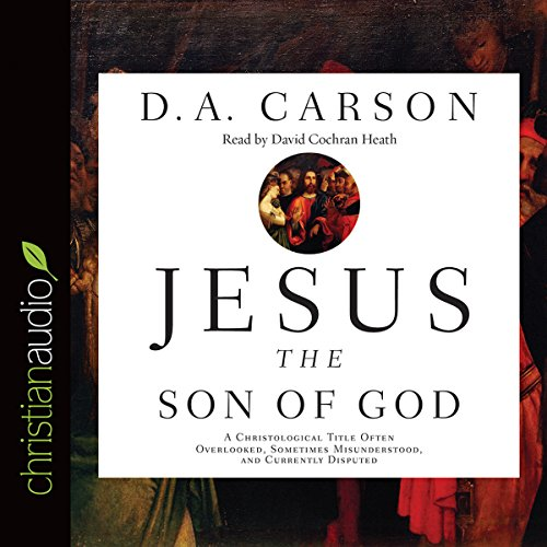 Jesus the Son of God  By  cover art