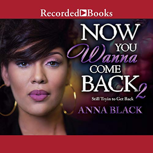 Now You Wanna Come Back 2 Audiobook By Anna Black cover art