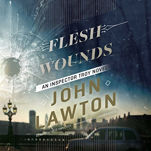 Flesh Wounds audiobook cover art