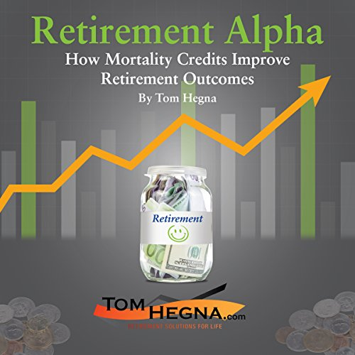 Retirement Alpha audiobook cover art