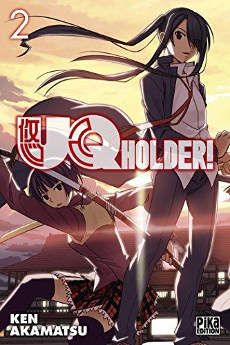 UQ Holder! T02