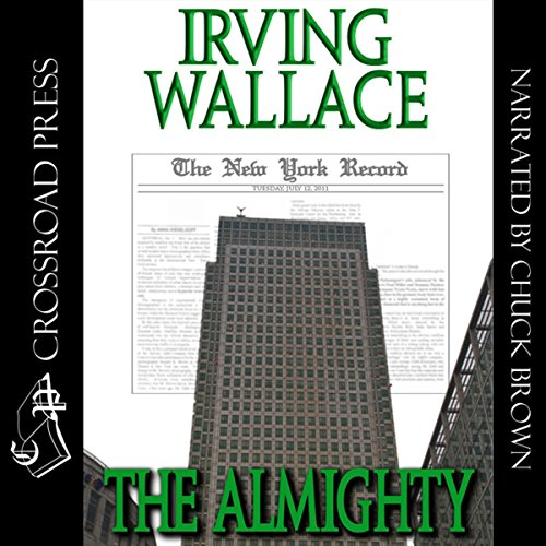 The Almighty audiobook cover art
