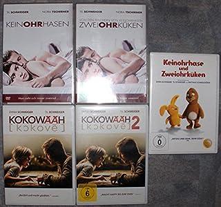 Til Schweiger Collection Keinohrhasen, Zweiohrküken, Kokowäah 1 + 2