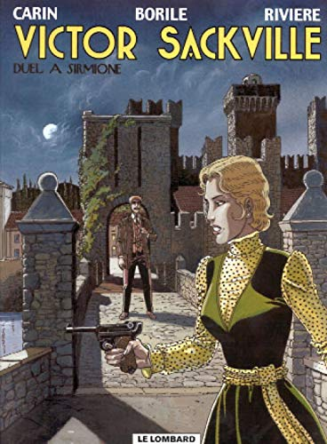 Victor Sackville, tome 16 : Duel à sirmione