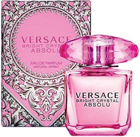 Versace Bright Crystal Absolu for Women [90 ml, Eau De Parfum: Buy