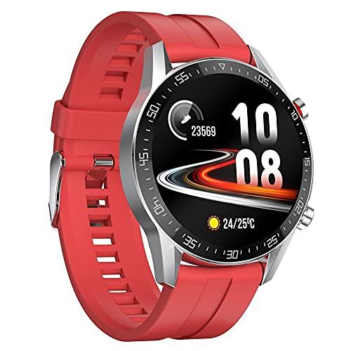 chengjinhuashangmao Il braccialetto dello schermo rotondo intelligente ricorda l'esercitazione della frequenza cardiaca della pressione del sangue del monitoraggio del monitoraggio del monitoraggio de