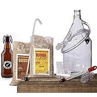 Craft Beer Belge Cereals Réalisation rapide Bière de qualité Maison