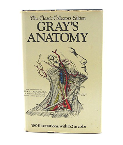 Compare Textbook Prices for Gray's Anatomy: The Classic Collector's Edition Later Printing Used Edition ISBN 9780517223659 by Gray, Henry