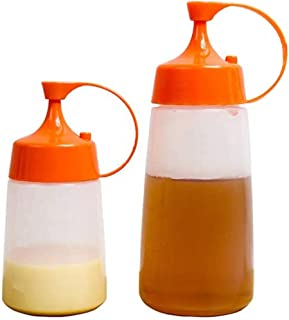 Bouteille Squeeze Restaurant Presser La Sauce Pour Bouteille Flacon Souple En Plastique Pour Le Distributeur De Ketchup De...