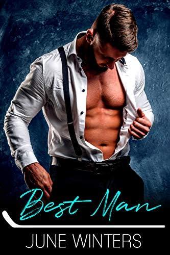 Best Man A Hockey Wedding Romance Dallas Devils Book 6 product image