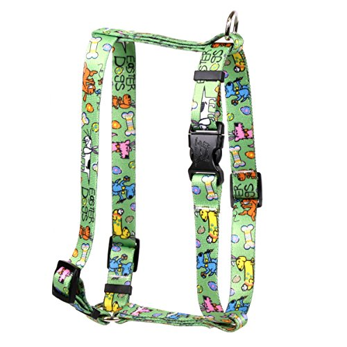 Yellow Dog Design Easter Dogs Roman Style Dog Harness 1