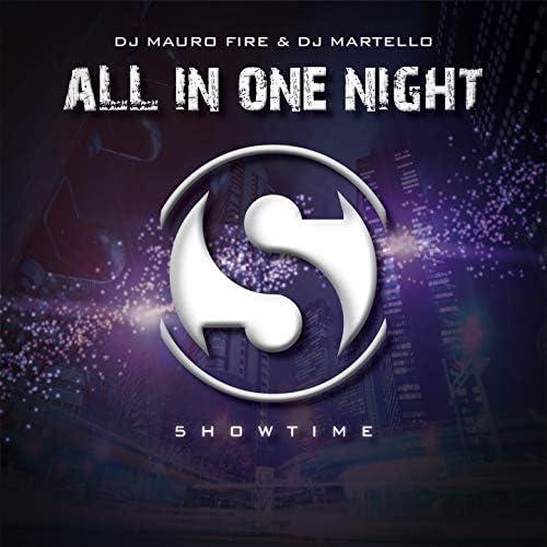 DJ Mauro Fire & Dj Martello