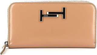 Luxury Fashion | Tod's Womens XAWAMEA0400M738Q87 Beige Wallet | Fall Winter 19