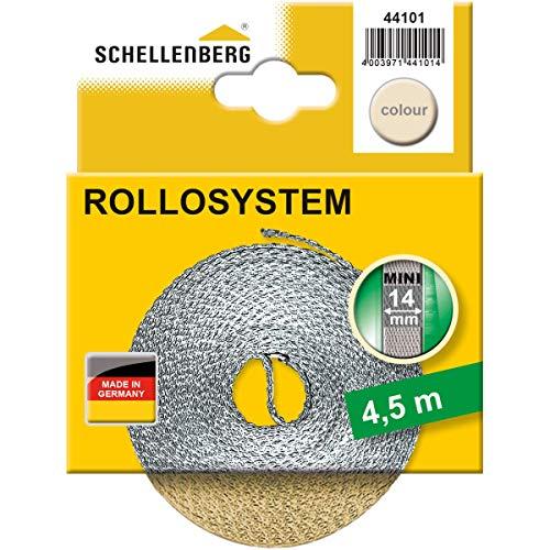 Schellenberg 44101Gurt für Rollo, Beige