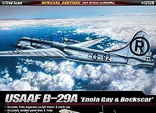 Academy Hobby Model Kits Scale Model : Airplane & Jet Kits (1/72 B-29A Enola Gay & Bockscar)