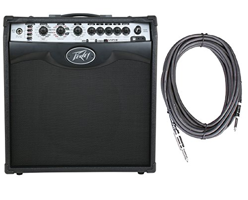 Peavey 03608080 Vypyr VIP 2 40 Watt Modeling Instrument Amplifier with Instrument Cable