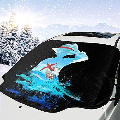 Keeps Vehicle Cool Lovely Llamas Cactus Hoedown Gray Xmas Windshield Sunshade for Car Foldable UV Ray Reflector Auto Front Window Sun Shade Visor Shield Cover