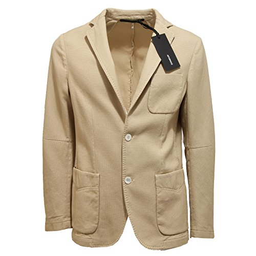 Dondup 9861N Giacca CIMOLI beige giacche Uomo Jackets Men [50]