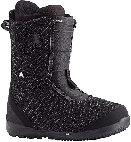 Burton Swath Mens Snowboard Boots Sz 11 Black