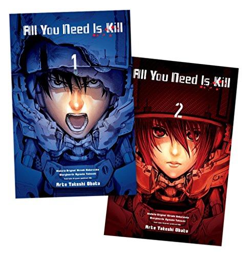Coleção All You Need Is Kill - Caixa com Volumes 1 e 2