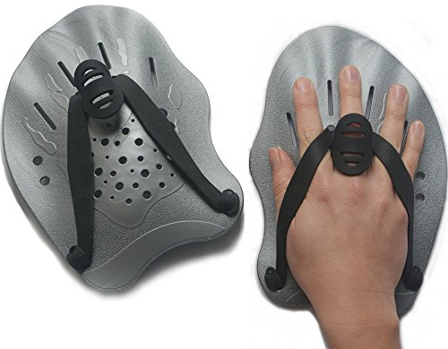 Start Smart Contoured Swim Training Hand Paddles